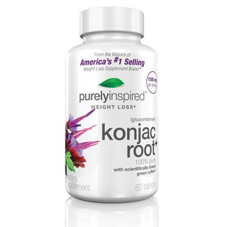 Purely Inspired Konjac Root (60 Count)