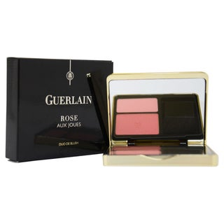 Guerlain Rose Aux Joues Duo #03 Over Rose Blush