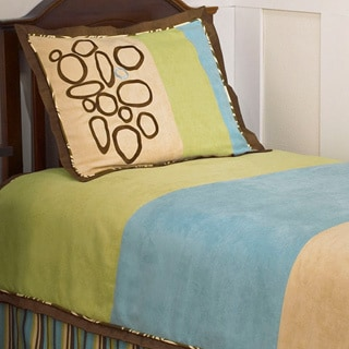 Cocalo Bali 3-piece Twin-size Bedding Comforter Set