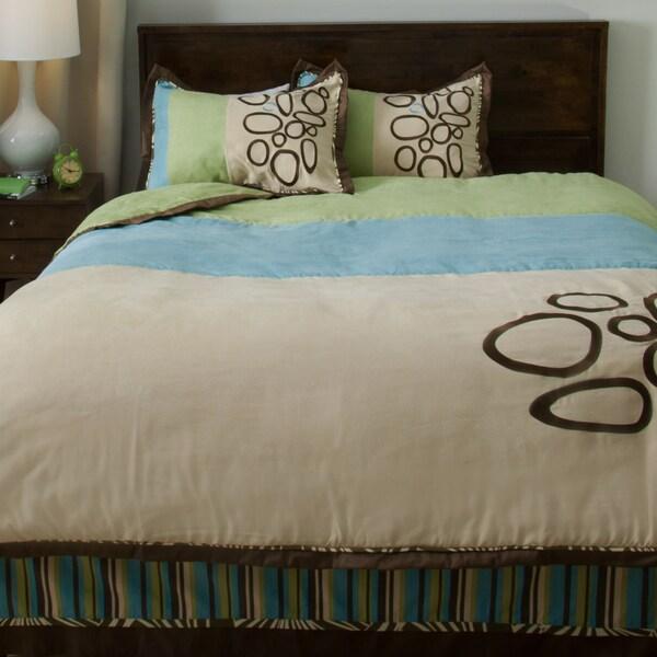 Cocalo Bali 4-piece Full-size Bedding Set