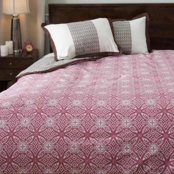 Cocalo Iris 3-piece Full-size Bedding Set