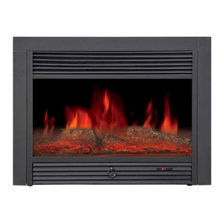 Aspen Collection 'I2921' Black Fireplace