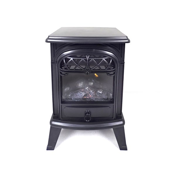 Aspen Collection Electric Wood Burning Stove