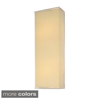 Rettangolo 2-light Sconce