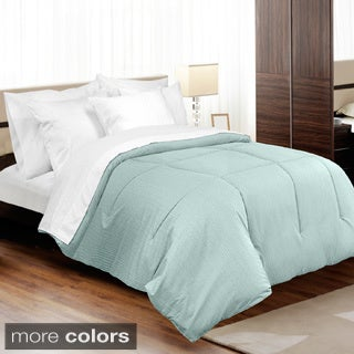 Grand Luxe Amalfi 310 Thread Count Egyptian Cotton Down Alternative Comforter