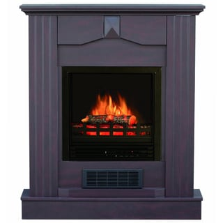 Cherry Montgomery Electric Fireplace