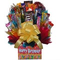 Happy Birthday Chocolate/Candy Box Bouquet