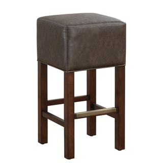Isis Brown Counter Height Stool