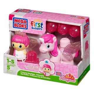 Mega Bloks Lil' Princess Princess Starlight Playset