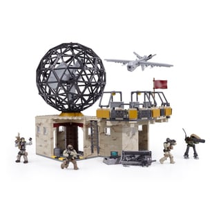 Call of Duty Dome Battleground Construction Set