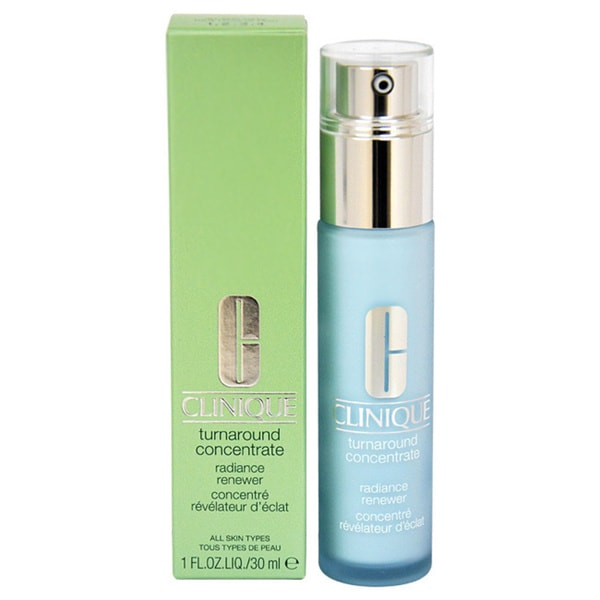 Clinique Turnaround Concentrate Radiance Renewer Treatment
