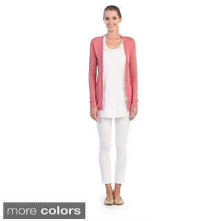 Women's Deep V-neck Cardigan
