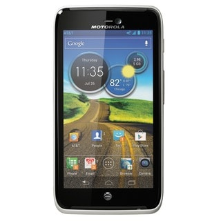 Motorola ATRIX HD MB886 Unlocked GSM 4G LTE Black Android Cell Phone
