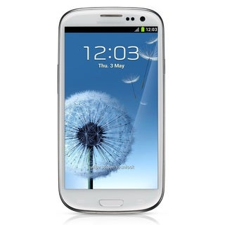 Samsung Galaxy S3 I747 16GB White GSM Unlocked Android Phone (Refurbished)