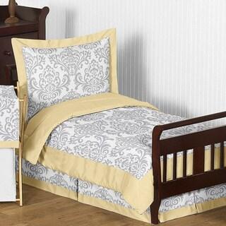 Sweet Jojo Designs Avery 5-piece Toddler Comforter Set