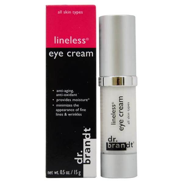 Dr. Brandt Lineless 0.5-ounce Eye Cream