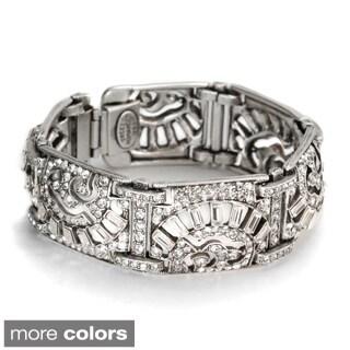 Sweet Romance Gatsby Deco Marquee Bracelet