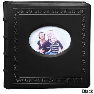 Kleer Vu Leatherette 4x8 200-picture Photo Album