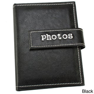 Kleer Vu Leatherette Photo Album (4x6)
