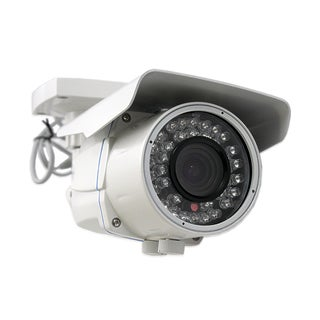 Aposonic A-E700V 700 TV Line Sony Effio Day/ Night Vision 36 IR LEDs Varifocal Surveillance Camera