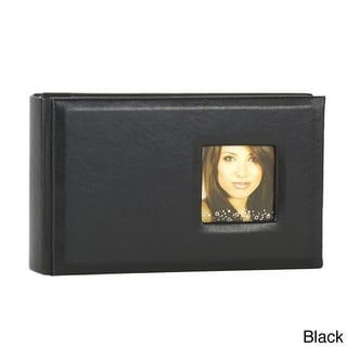 Kleer Vu Leatherette Book Bound Photo Album