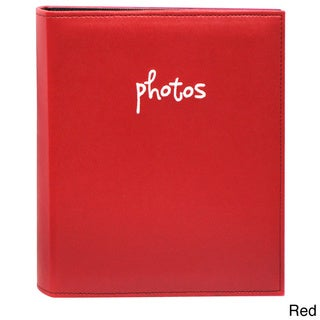 Kleer Vu Leatherette 6x8 Photo Album