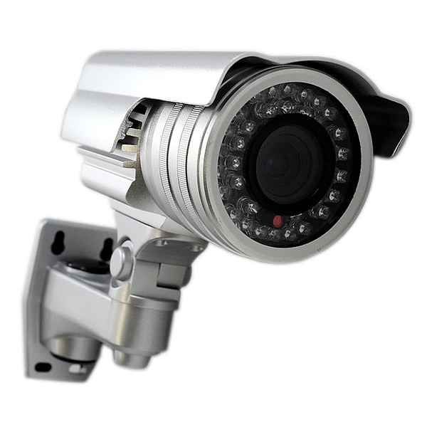 Aposonic A-CDBIV07 1000 TV-lines 2.8-12mm Varifocal lens WDR Surveillance CCTV Weather-proof IR Bullet Camera