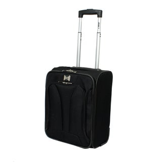 Jeep 17-inch Carry-on Rolling Laptop Overnighter Upright