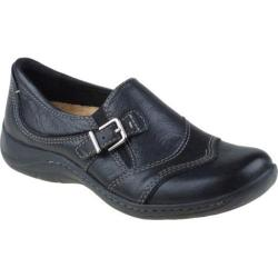 Women's Earth Dogwood Black Calf Leather