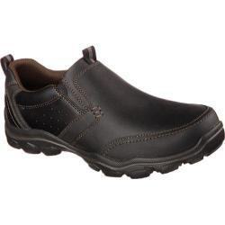 Men's Skechers Relaxed Fit Montz Devent Black
