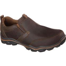 Men's Skechers Relaxed Fit Montz Devent Dark Brown