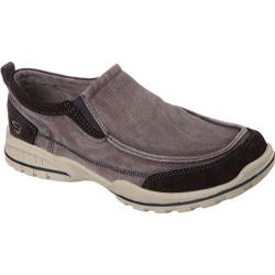 Men's Skechers Relaxed Fit Vorlez Fontes Navy