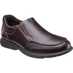 Men's Nunn Bush Carter Dark Brown Leather