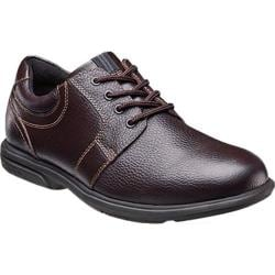 Men's Nunn Bush Cole Dark Brown Leather
