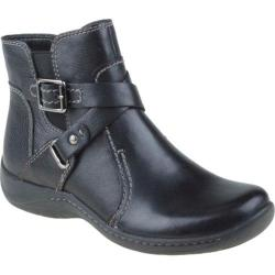 Women's Earth Ironwood Black Calf Leather
