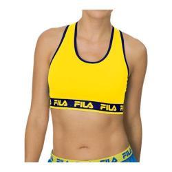 Women's Fila Spirit Bra Lemon Twist/Royal Spirit
