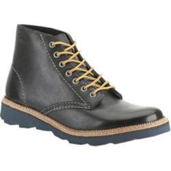 Men's Clarks Frelan Rise Black Leather