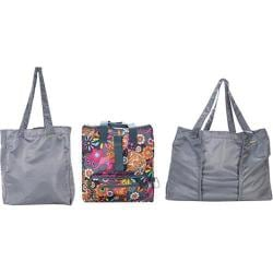 Sacs of Life Insulator 3 Bag Set Groovy Gray