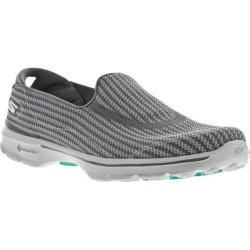 Women's Skechers GOwalk 3 Charcoal