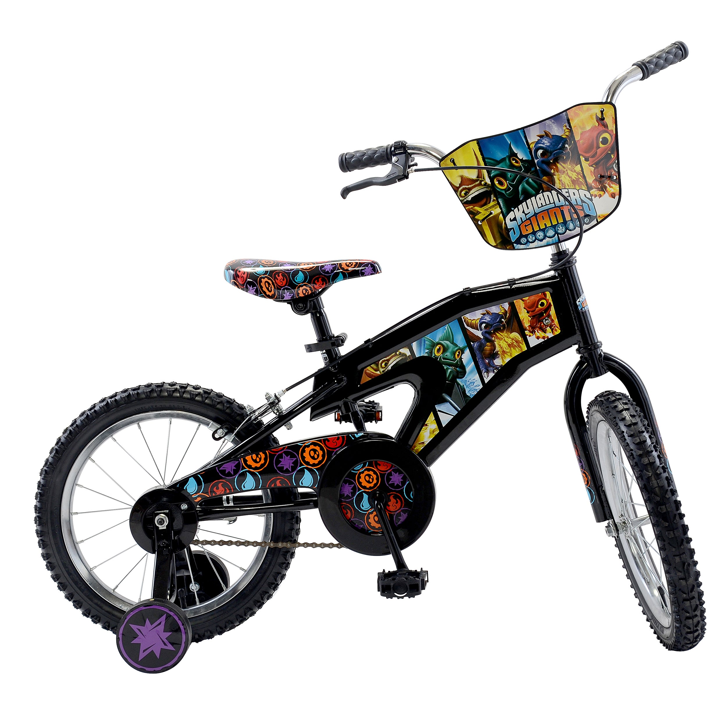Street Flyers Skylanders B16 Kids Bicycle