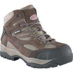 Men's Iron Age High Ridge 6in Waterproof Boot Brown Leather