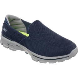 Men's Skechers GOwalk 3 Navy/Gray