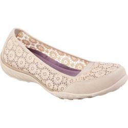 Women's Skechers Relaxed Fit Breathe Easy Pretty Factor Natural