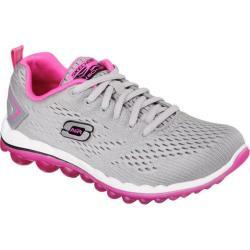 Women's Skechers Skech-Air 2.0 Gray/Pink