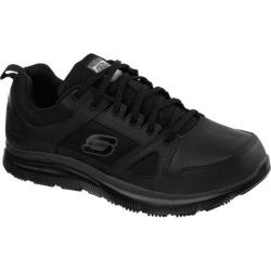 Men's Skechers Work Relaxed Fit Flex Advantage SR Black