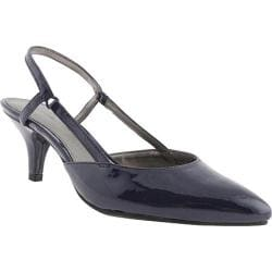 Women's Bandolino Ibelieve 3 Navy Synthetic