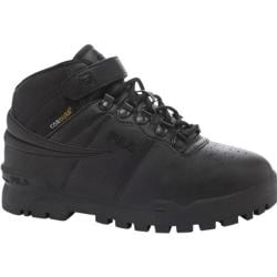 Children's Fila F-13 Weather Tech Black/Black/Black