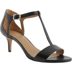 Women's Nine West Grand Black/Black Leather