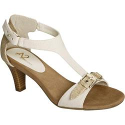 Women's A2 by Aerosoles Lollipowp Bone Combo