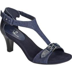 Women's A2 by Aerosoles Lollipowp Navy Combo